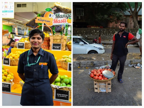 India fresh fruit distribution